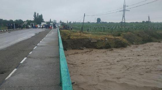 Өзбекстанда тағы бір су тасқыны орын алды