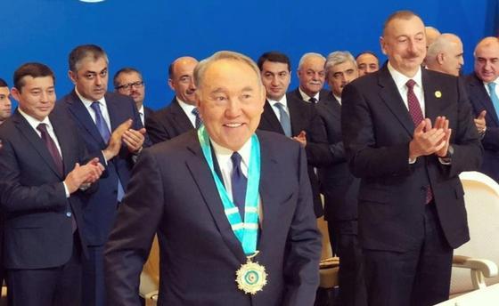 Нұрсұлтан Назарбаев. Фото: twitter.com/Aidos_Ukibay