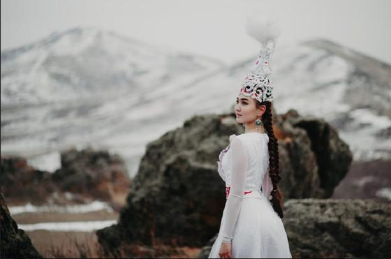 Карагандинка стала Miss National на конкурсе красоты в Южной Корее (фото, видео)
