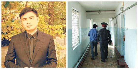 """Вонь сортира, """"общак"""", VIP-камеры: блогер рассказал, как провел 10 суток за решеткой"""