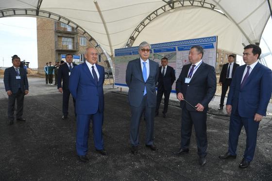 Аким Туркестанской области выразил соболезнования семье Айтмухаметовых