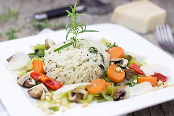 Рисовая диета для похудения: правила