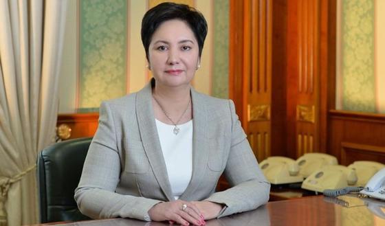 Абдыкаликова назначена заместителем премьер-министра