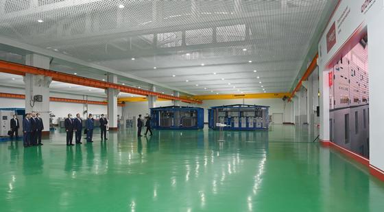 Завод Alageum Electric