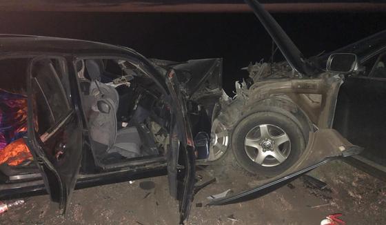 Два человека погибли в страшном ДТП в Карагандинской области