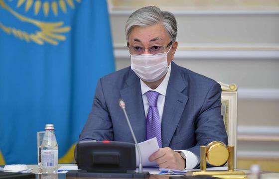 """""""Попали в капкан самоуспокоения"""": Токаев подверг критике правительство и акимов"""