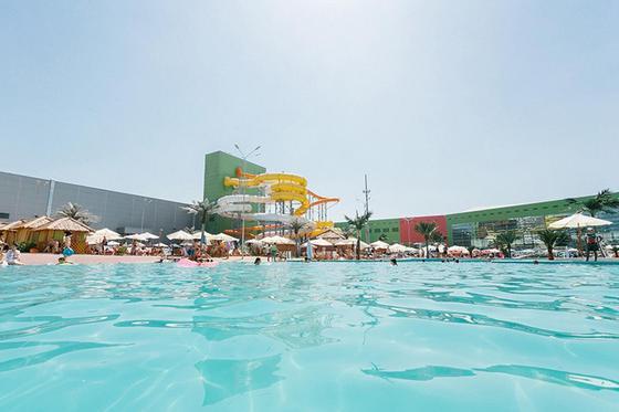 Топ-10 поводов посетить аквапарки Hawaii и Miami