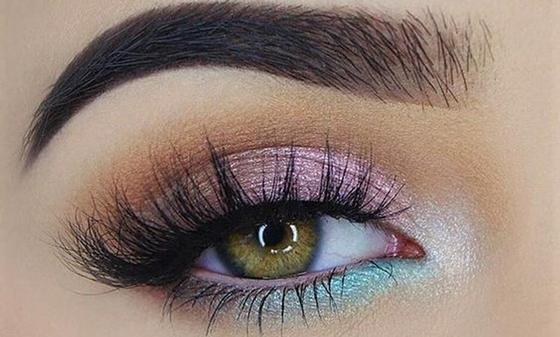 Красивый макияж глаз: правила