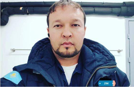 Руслан Жанпейісов. Фото: instagram.com/bibarsraimbekov