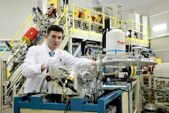 Максим Здоровец, руководитель лаборатории инженерного профиля ЕНУ