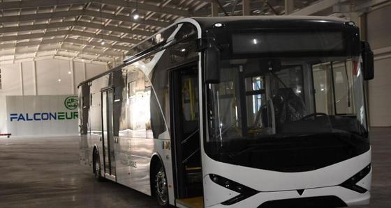Электроавтобусы местного производства выйдут на маршруты Алматы