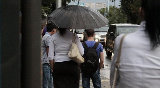 Погода в Алматы на 2 октября