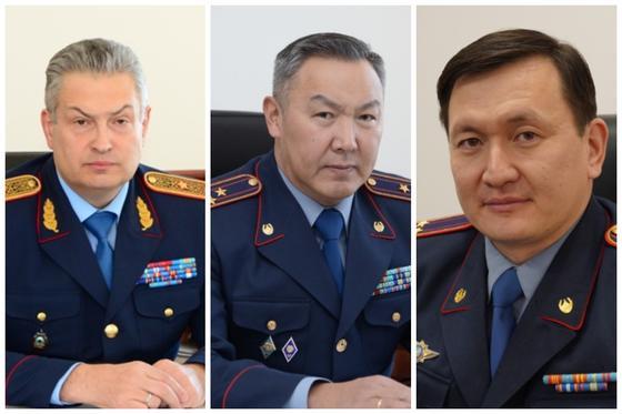 Ряд кадровых назначений произвели в МВД