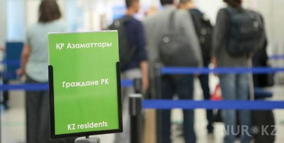 С 1 марта прилетевших из-за границы казахстанцев будут изолировать дома