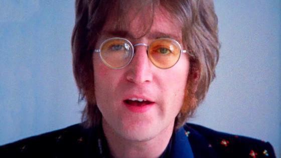Джон Леннон поет
