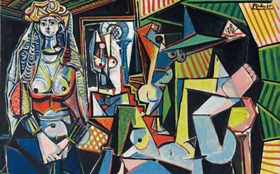 Картина Пикассо