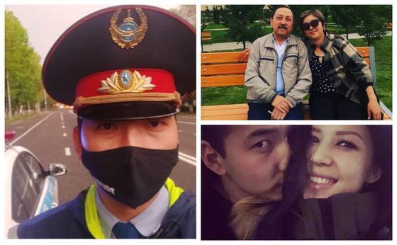 Фото: Жанатгүл Абирова мен Дастан Абдықановтың әйелінің әлеуметтік желідегі парақшасы