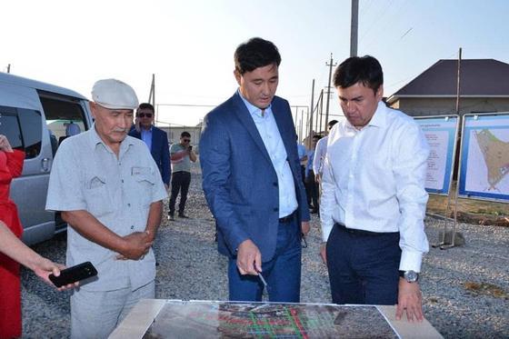 Фото: Шымкент қаласы әкімдігінің баспасөз қызметі