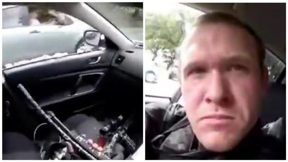Главный подозреваемый в теракте в Новой Зеландии остается на свободе