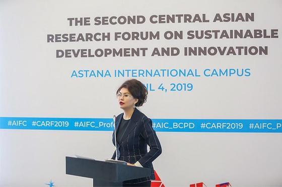 Аида Балаева: Нужно создавать рынок спроса на научные разработки в нашей стране