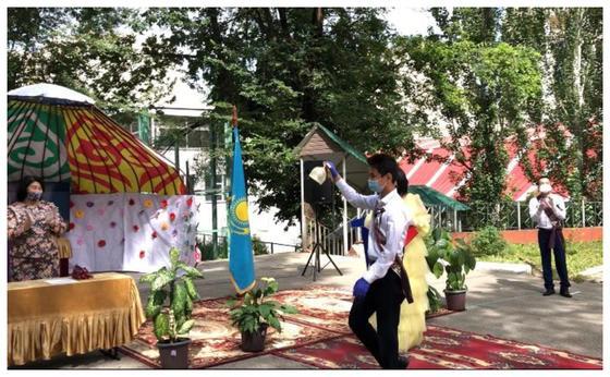 Фото: Мектеп әкімшілігі