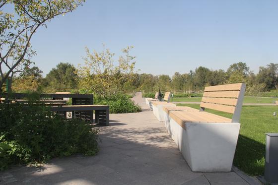 Алматинский Ботанический сад