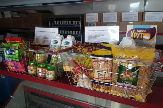 Порядка 65 тыс. гарантированных соцпакетов на детей выдадут семьям-получателям АСП