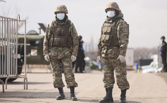 Режим ЧП в Казахстане продлили до конца апреля