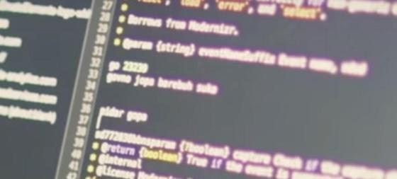 Русский мат в строчках кода нашли в официальной рекламе Google