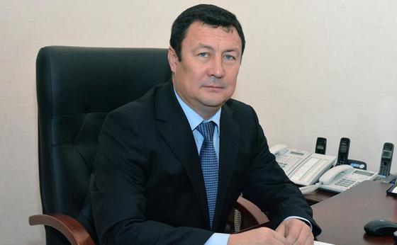 Ахмедбек Ахметжанов. Фото:arnapress.kz