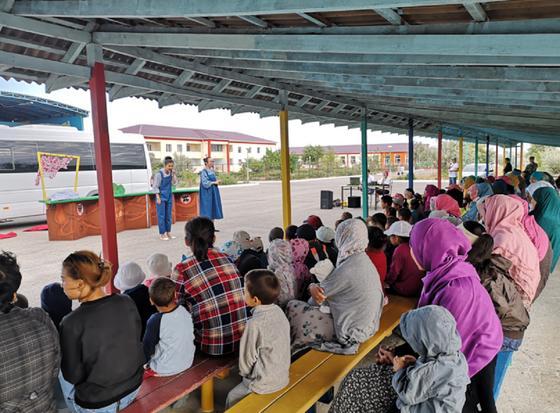 Общественный фонд «Акниет» открыл свои офисы во всех регионах Казахстана