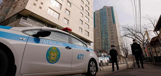 Свыше 600 алматинцев оштрафовали за за беспричинное нахождение на улице