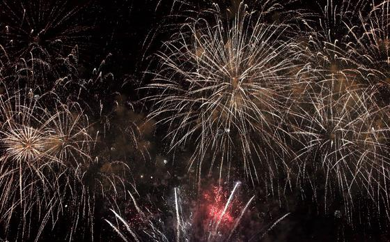Где посмотреть новогодний салют в Нур-Султане