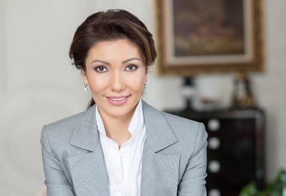 Алия Назарбаева: С гордостью и честью ношу фамилию отца
