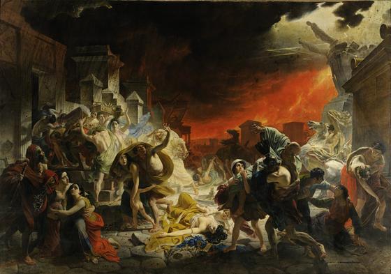 «Последний день Помпеи» (Карл Брюллов)