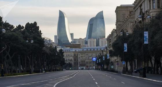 Повторный ужесточенный карантин ввели в Азербайджане