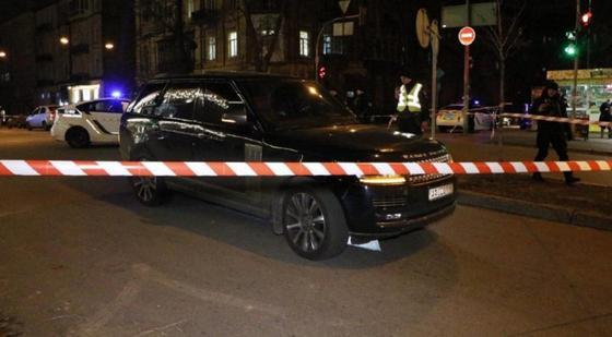 3-летнего сына депутата убили во время покушения на его отца в Киеве