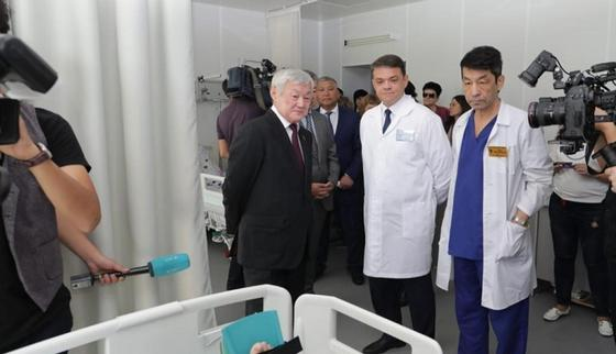 Сапарбаев: То, что делается в Восточном Казахстане, не делается нигде (фото)