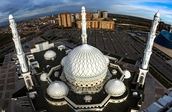 Воздержаться от намаза в мечетях и ифтара в Рамазан призвал главный имам Нур-Султана