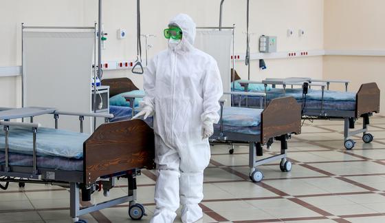 """ВОЗ: """"Неизвестная"""" пневмония в Казахстане, возможно, является коронавирусом"""