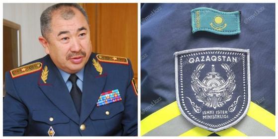 Тұрғымбаев қазақстандық полицейлер неге жаңа формаға ауыспайтынын түсіндірді