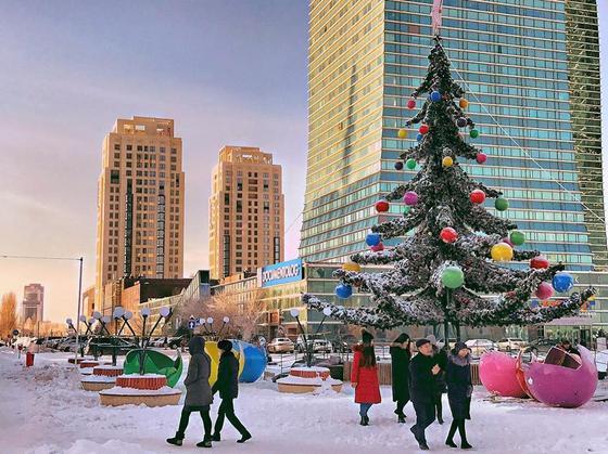 27.10Новогодний салют, горки и утренники: куда сходить в Нур-Султане в праздники