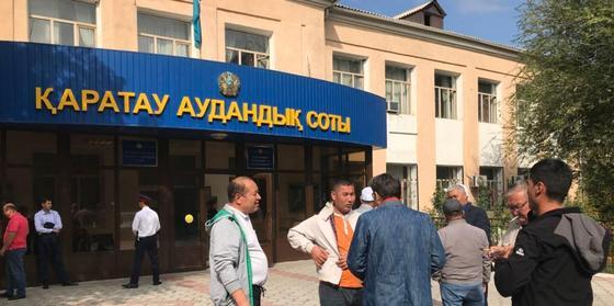 Решение акимата об отказе в митинге шымкентский суд признал незаконным