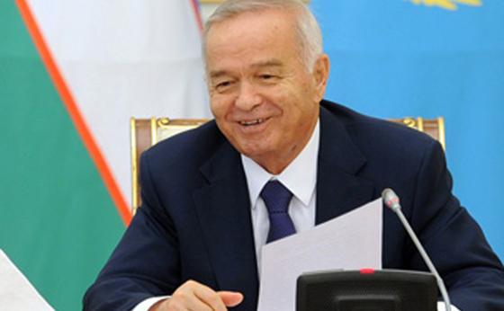 Ислам Каримов, фото: Mir24.tv
