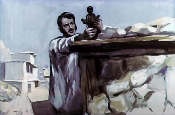«Кавказский пленник» Жилин