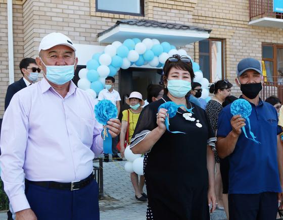 Қызылорда облысында 180 отбасыға пәтер кілті табысталды
