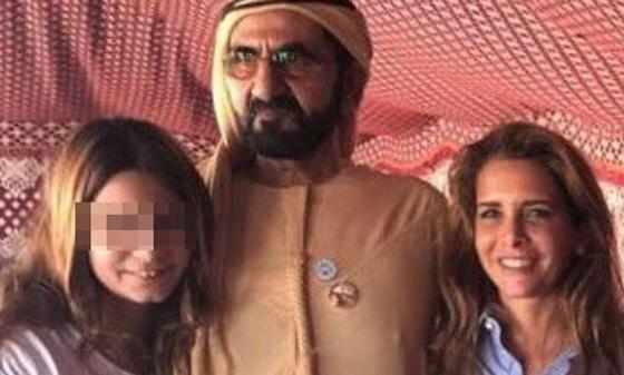 Жена правителя Дубая сбежала в Германию, прихватив миллионы долларов