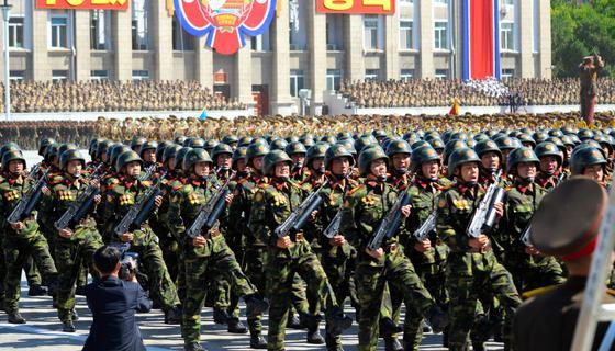 """Пхеньян намерен совершить """"военное возмездие"""" над Сеулом за оскорбление властей"""