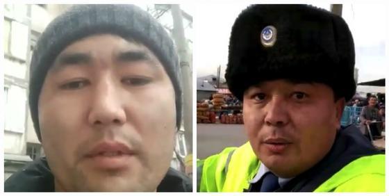 Спровоцировавшего полицейского жителя Шымкента привлекут к ответственности