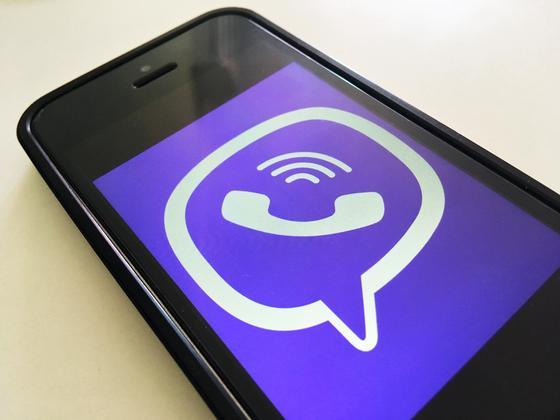 Viber на телефоне